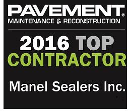 2016 Top Contractor